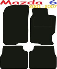 Mazda 6 DELUXE QUALITY Tailored mats 2001 2002 2003 2004 2005 2006 2007