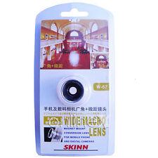 Lente di ingrandimento Lente Obiettivo 0. 67 x per Iphone 4S Calibre 20mm a1194