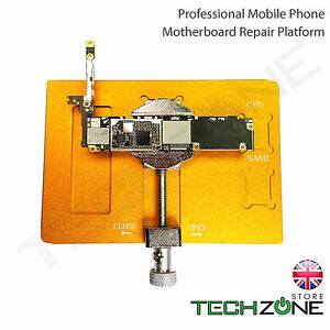 iPhone-Mobile-Cell-phone-PCB-Fixtures-Repair-Circuit-Boards-Holder-Tray-Tool