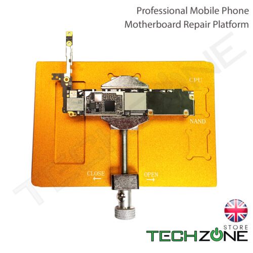 iPhone Mobile Cell phone PCB Fixtures Repair Circuit Boards Holder Tray Tool