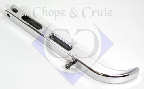 aluminium poli Béquille latérale-Custom-c/&c