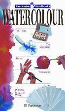 Watercolour (Parramon Handbooks),VARIOUS,New Book mon0000014123