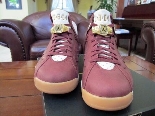 9 7 c Nike C Amarillo Retro Equipo Vii Rojo o Nib Jordan 725093 Tama Air 630 Cigarro Goma dPZqw0qX