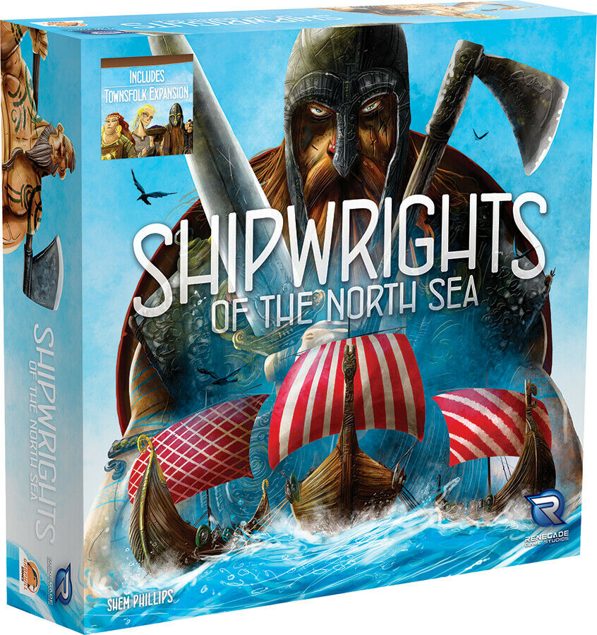 RGS00587 Renegade Game Studios - Shipwrights of the North Sea