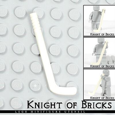 LEGO parts  White Hockey Stick for minifigure