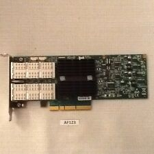 MELLANOX CONNECT X-2 QDR 10GB ib mhrh 2A-XSR PCI-E Adaptador de red