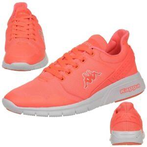 Kappa New york sneaker Femmes Chaussures de sport Chaussures 242296//2910 Orange