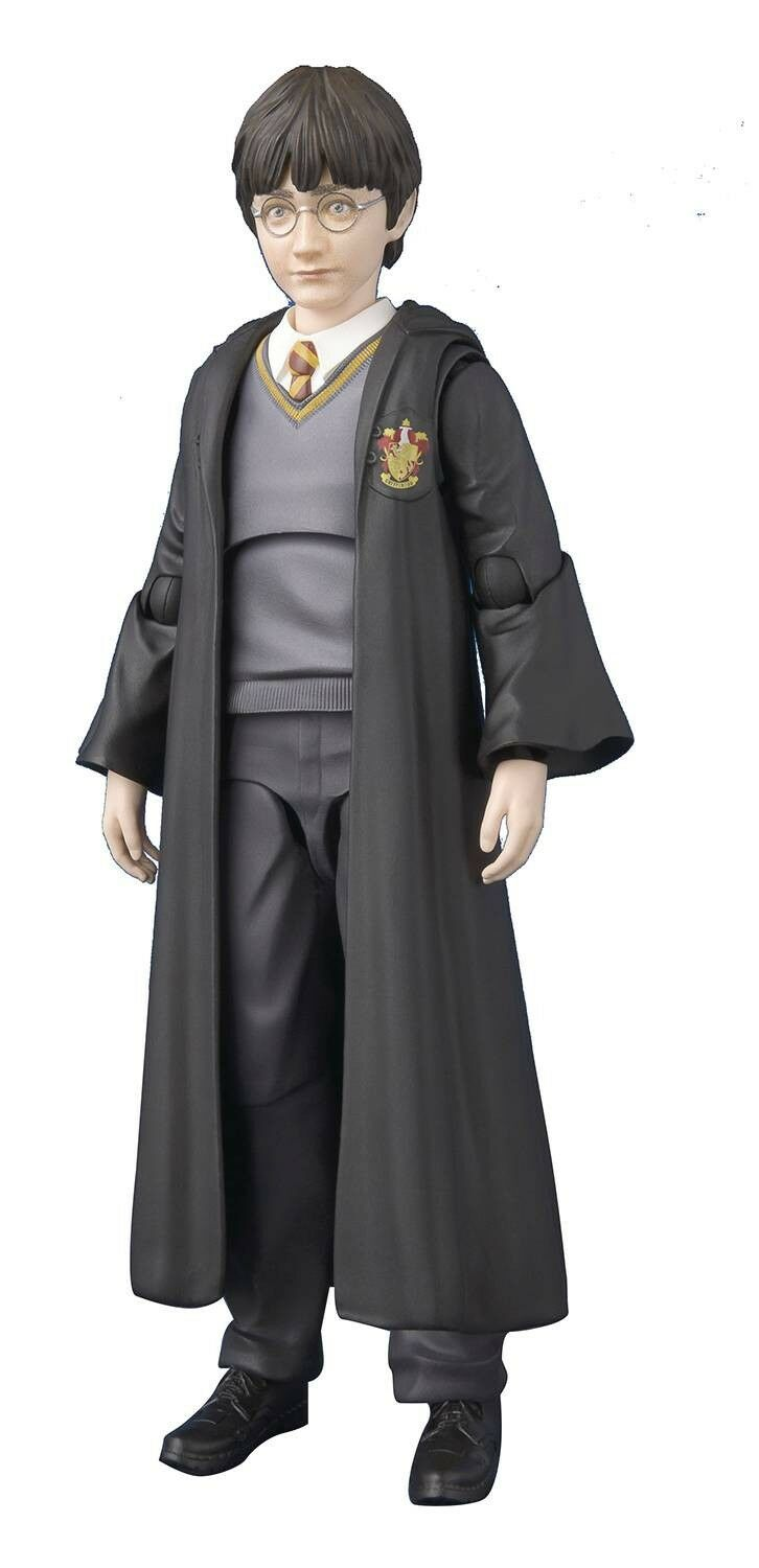 Harry potter und der zauberer ist stone s.h. figuarts harry - potter - action - figur