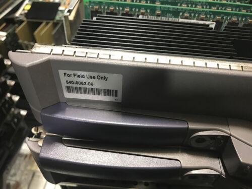 Sun Microsystems 540-6083-03 CPU Board w//16GB for SF25K SF4900 SF6900