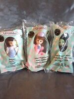 Mcdonald's 2007 Happy Meal Wizard Of Oz - Set Of 8 Madame Alexander Dolls -