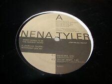 "Nena Tyler Sorry Seems To Be The Hardest Word 12"" Single Sealed DPI NENA01 1999"