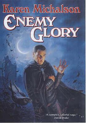 Michalson, Karen, Enemy Glory, Very Good Book