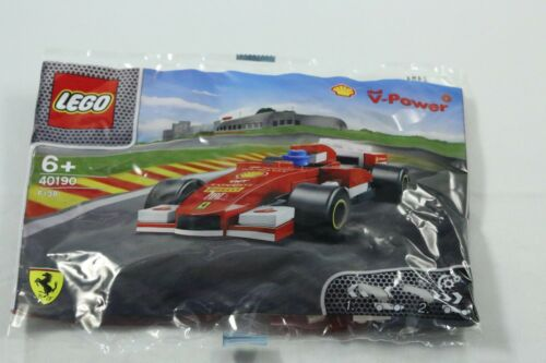 LEGO  Polybag Set 40190  Roll-Back Power