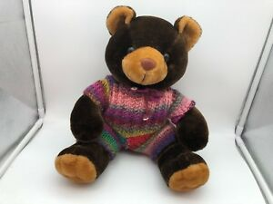 Stuffed-Toy-Collector-Teddy-Bear-35-Cm-Unbespielt-Top-Condition