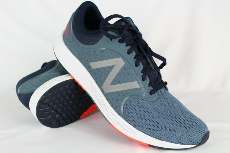 New Balance Men's Zante V4 Fresh Foam Running Size 13 Dark Grey Mzantpc4