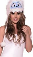Bumble Abominable Snowman Hoodie Hat Trapper Aviator Elope