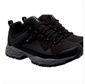 NEW-Fila-Women-039-s-Switchback-2-Hiking-Hiker-Water-Proof-Shoes-Black-11