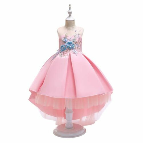 Tutu Flower Girl Party Wedding Baby Kid Dresses Dress Formal Bridesmaid Princess