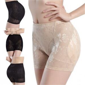 912fae84ebfc Image is loading Women-Enhancer-Knickers-Padded-Panties-Shapewear-Bum-Butt-