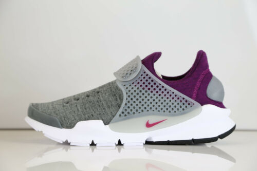 Nike 12 Grey Flyknit 006 Tech Dart 5 Fleece Sock 1 834669 Heather Mulberry qTwRfqnC