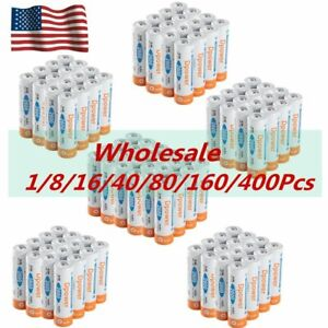 LOT-1-400Pcs-AA-Rechargeable-Battery-2600MH-1-2V-Ni-MH-Batteries-for-MP3-RC-Toys