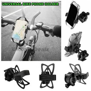 Universal-Motorcycle-Bicycle-MTB-Bike-Handlebar-Holder-Mount-For-Cell-Phone-GPS