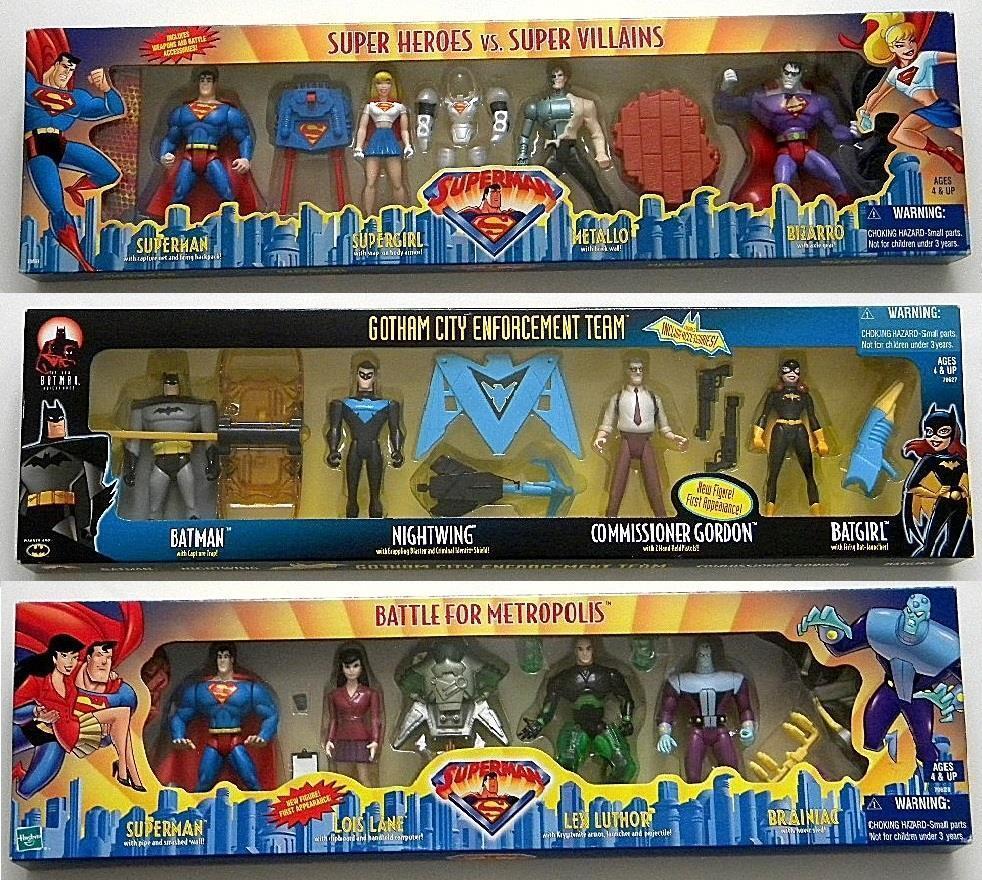 Ejecución de Batman Superman Super Heroes Super Villanos Batalla Por Metropolis