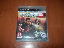 MASS EFFECT 2 PS3 (PAL ESPAÑA PRECINTADO)