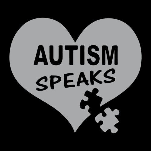 "5/"" AUTISM SPEAKS v1 Vinyl Decal Sticker Car Window Laptop Charity Awareness"