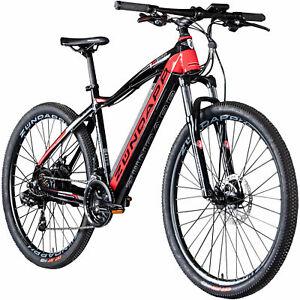 E Mountainbike 650B Hardtail Pedelec 27,5 Zoll Zündapp Z801 eBike 21 Gang