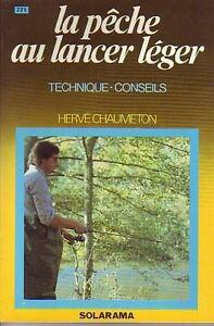 Peche-La-peche-au-lancer-leger-Chaumeton