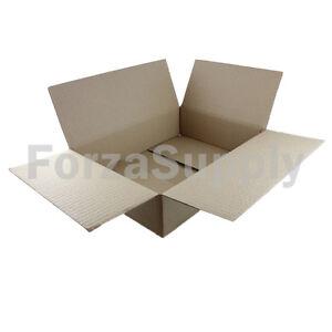 "15 8x4x3 /""EcoSwift/"" Brand Cardboard Box Packing Mailing Shipping Corrugated"