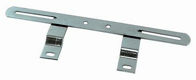PAIR BRAND NEW VW KARMANN GHIA BUG BEETLE 1955-1971 FRONT LICENSE PLATE CLAMPS