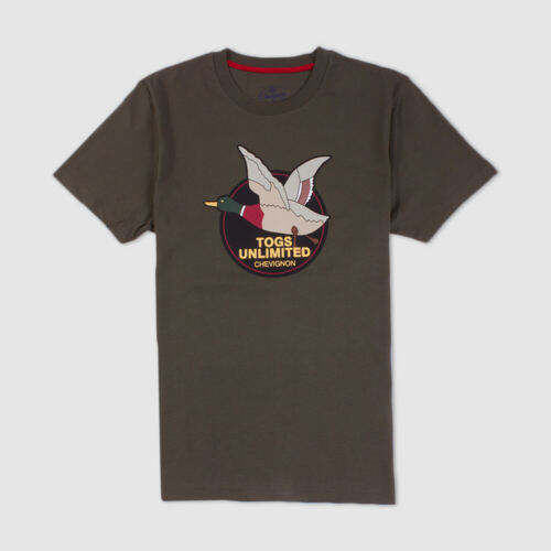 Chevignon Forest Green Togs Unlimited T-Shirt