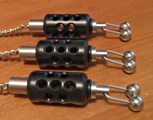 3 x Matrix Innovations Dinky Hot Head HEADLITE AERO Hangers STAINLESS STEEL