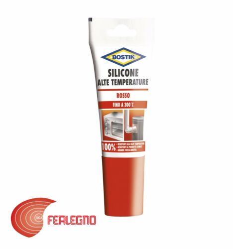 60ML SEALANT SILICONE REFRACTORY HIGH TEMPERATURES 300°C BOSTIK ART.88945