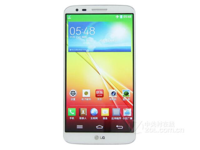 LG G2 D802 - 16GB - Black (Unlocked) Smartphone