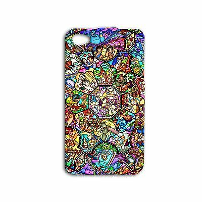 Disney Stained Glass Princess iPod Cover Cute Case iPhone Custom Cool Phone