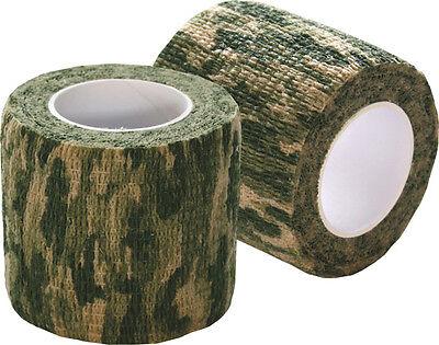 Infiltration MULTICAM MTP Bande de tissu ré-utilisable 50mm x 4.5m M magnétique