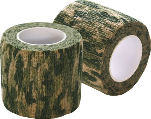 STEALTH MULTICAM MTP FABRIC TAPE RE-USEABLE 50mm X 4.5m MAGNETIC LIKE WRAP NEW