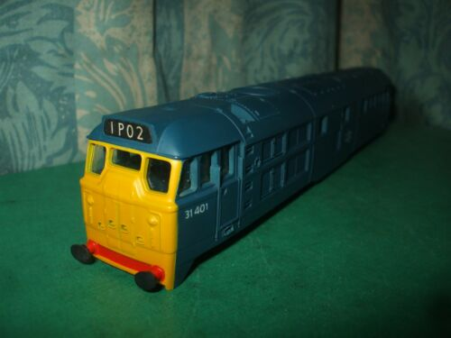 AIRFIX BR CLASS 31 BLUE LOCO BODY ONLY No.1