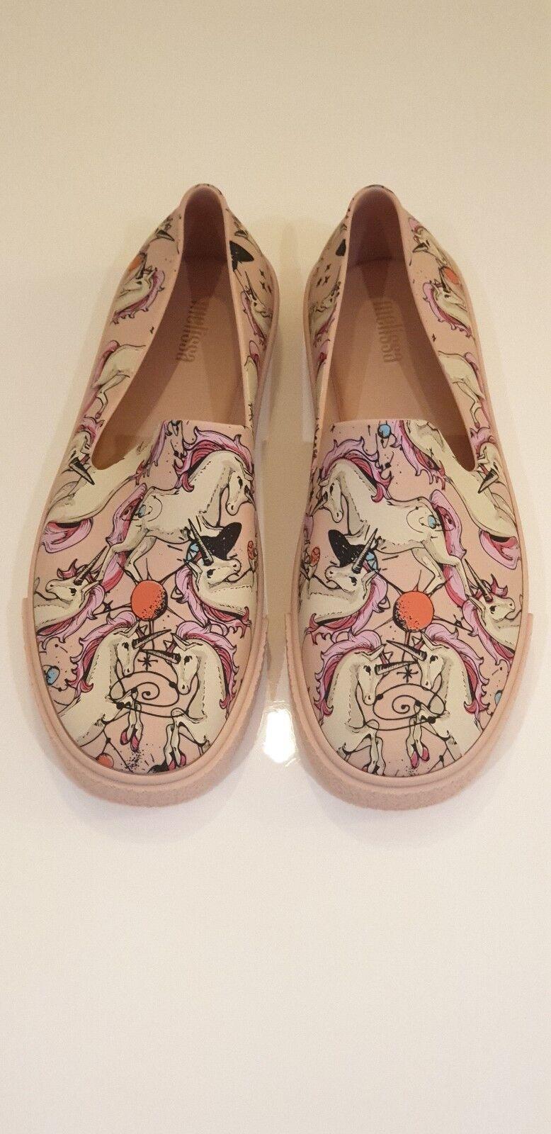 Melissa Ground (EU Size 38   UK Size Size Size 5)Brazil shoes Flats Posh Smart Women's Fun 501f94