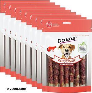 Dokas Kaustange 9 pièces avec magret de canard, paquet économique X 200 G