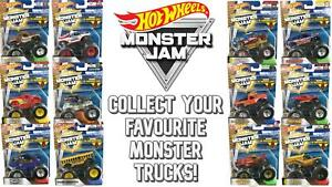 Hot-Wheels-Monster-Jam-Coleccionable-Monster-Truck-Collection-escala-1-64