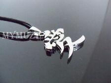 Naruto Gaara Cosplay Necklace Love Symbol Tatoo Metal Charm Pendant