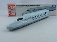 Shinkansen N700-S1 Mizuho-Sakura, Takara Tomy Tomica #128, 1/195