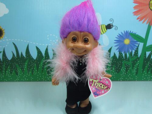 "NEW IN ORIGINAL WRAPPER 7/"" Russ Troll Doll OPERA TRACEY Rare"