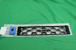 Dell-EMC-M39NW-12Y5P-R740-R540-R740xd-2U-Front-Bezel-Cover-with-Key