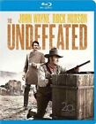 Undefeated 0024543920120 Blu-ray Region a