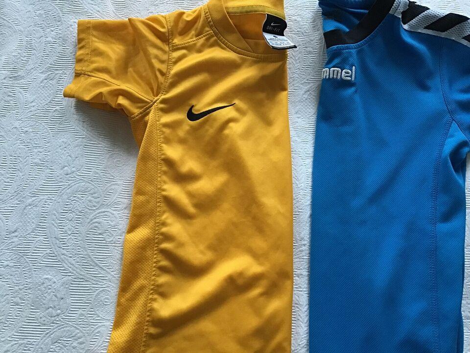 Blandet tøj, Sports trøje, Hummel